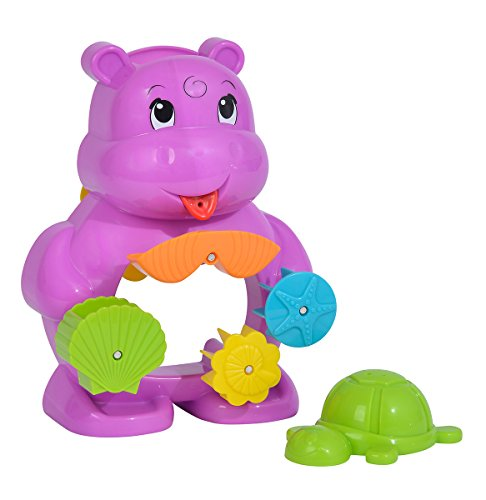 Simba 104010111 ABC Bain Hippopotame