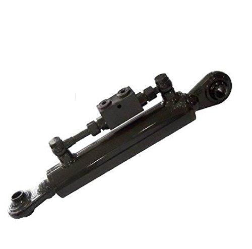 Tercer punto hidráulico para tractor + tubos flexibles y racores (50646+ 50468)