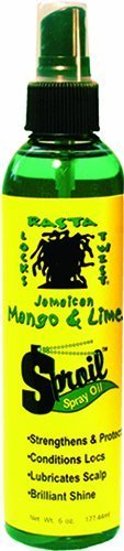 Jamaican Mango & Lime Sproil Stimlatingsspray Oil, 6 Ounce by PROFESSIONAL PRODUCTS UNLIMITED, INC.