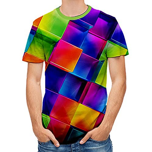 SSBZYES Camiseta para Hombre Camiseta De Verano De Manga Corta para Hombre Camiseta De Gran Tamaño para Hombre Camisetas Estampadas para Hombre Camisetas Casuales De Verano para Hombre