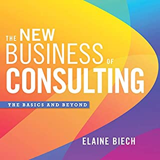 The New Business of Consulting audiobook cover art
