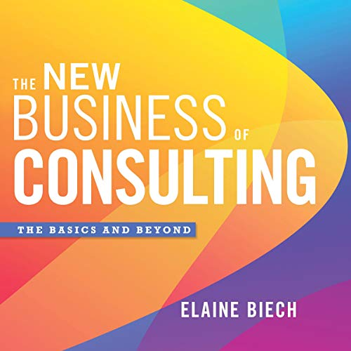 The New Business of Consulting cover art
