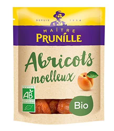 Maitre Prunille Abricots Moelleux Bio Fruit Sec 250 g