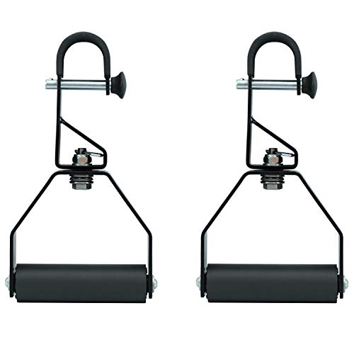 Yes4All Rotating Pull Up Handles - Great for Chin Up with Non-Slip &...
