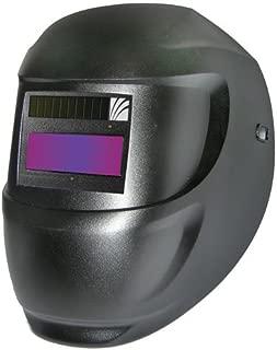ArcOne 1000F-0100 Professional Grade Welding Helmet Carrera Shell with 1000F Auto-Darkening Filter, Black