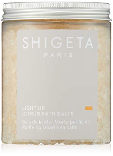 SHIGETA(シゲタ)ライトアップバスソルト285g[並行輸入品]