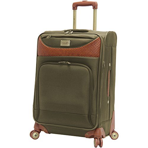 Caribbean Joe 24 Inch 8 Wheel Spinner, Olive Green, One Size