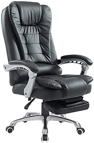 Bürostuhl Bürodrehstuhl, Hoher Hinterer Ergonomischer Computertisch Chair Executive Task Manager Spielstuhl Liege kreativ