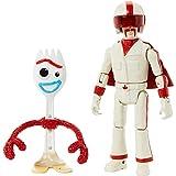 Disney Pixar Toy Story Forky & Duke Caboom Figure