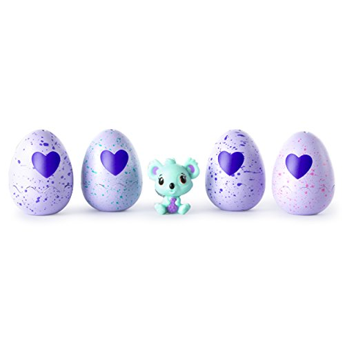 Hatchimals - CollEGGtibles - 4-Pack + Bonus (Styles & Colors May Vary) One...