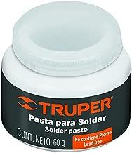 Truper PASO-60, Pasta para soldar, 60 g