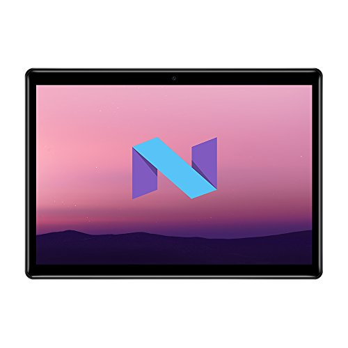 Chuwi Hi9 Air tablet 10 pollici 4G SIM Android 8.0 Deca Core, Game Tablet RAM 4GB 64GB, Display IPS 2560x1600, Doppia SIM Slot 4G 3G, Dual WiFi 13MP+5MP Fotocamera Bluetooth 4.2 GPS, 8000mAh, Nero