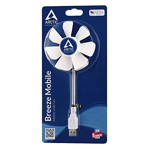 USB-Ventilator ARCTIC Breeze Mobile – 92 mm Bild 4*