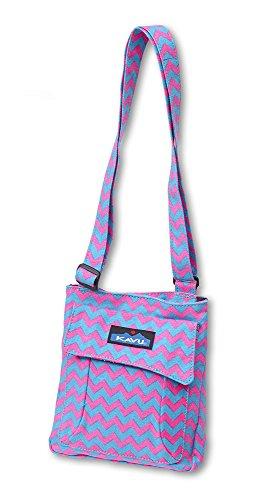 KAVU Mini sac de rangement pour femme, motif chevron, taille unique