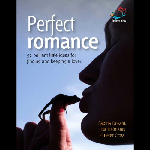 Perfect Romance audiobook cover art