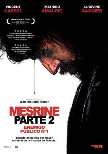 Mesrine - Parte 1 Y 2 [Blu-ray]