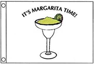 Taylor Made Products 9818 Margarita Time Boat Flag (12