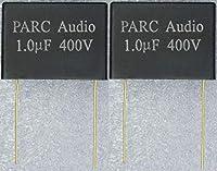 フィルムコンデンサー(1.0uF) 2個セット DCP-FC003-100-2