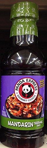Panda Express MANDARIN TERIYAKI SAUCE 20.5oz. (Pack of 3)