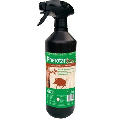 Spray atrayente Pherotar de alquitrán de madera de haya 1 litro de Seven Oaks