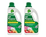 SCHULTZ All Purpose 10-15-10 Liquid Plant Food, 32-Ounce (2 Pack)