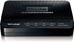 professional TP-Link ADSL2 + Modem Up to 24Mbit / s Downstream, 6kV Lightning Protection (TD-8616)