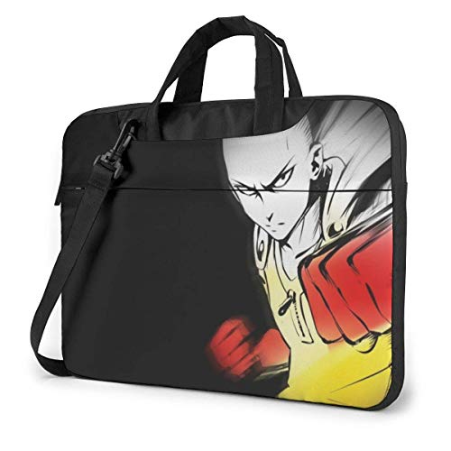 AOOEDM One Punch Man Laptop Computer Shoulder Bag Carrying Case
