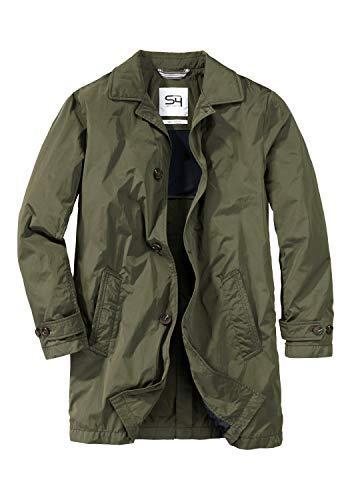 S4 Jackets wasserabweisender Mantel