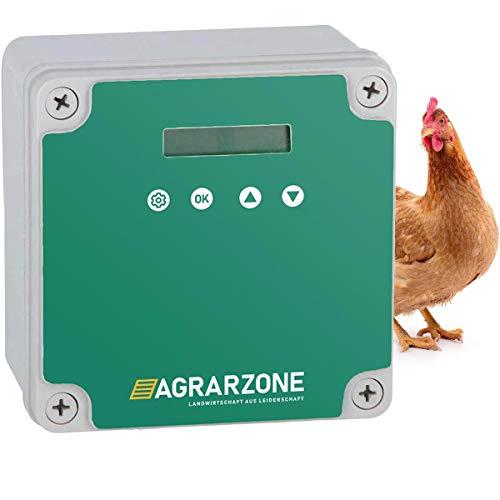 Agrarzone Porta automatica per pollaio senza cursore |...
