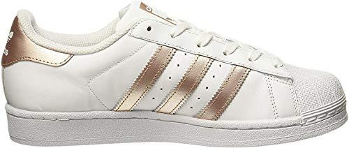 adidas Damen Schuhe / Sneaker Superstar W weiß 44