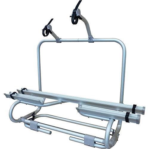 BERGER Fahrradträger Deichselträger Caravanträger E-Bikes Alu Radträger 2 Räder Halterung Träger Rad