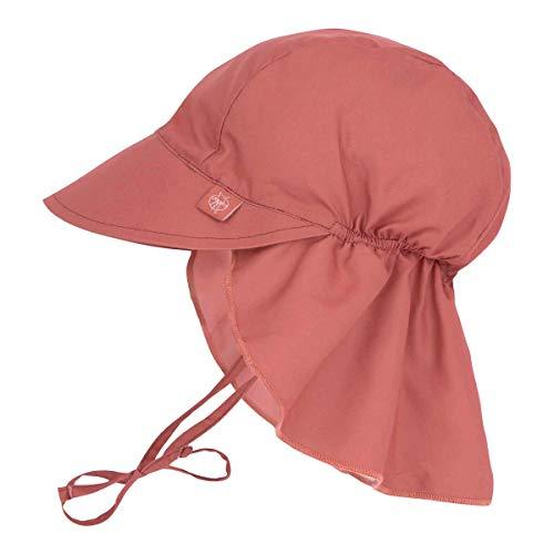 LÄSSIG Schirmmütze mit Nacken- und UV-Schutz