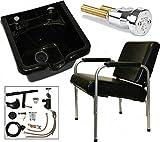 LCL Beauty Shampoo Package: Autorecline Shampoo Chair