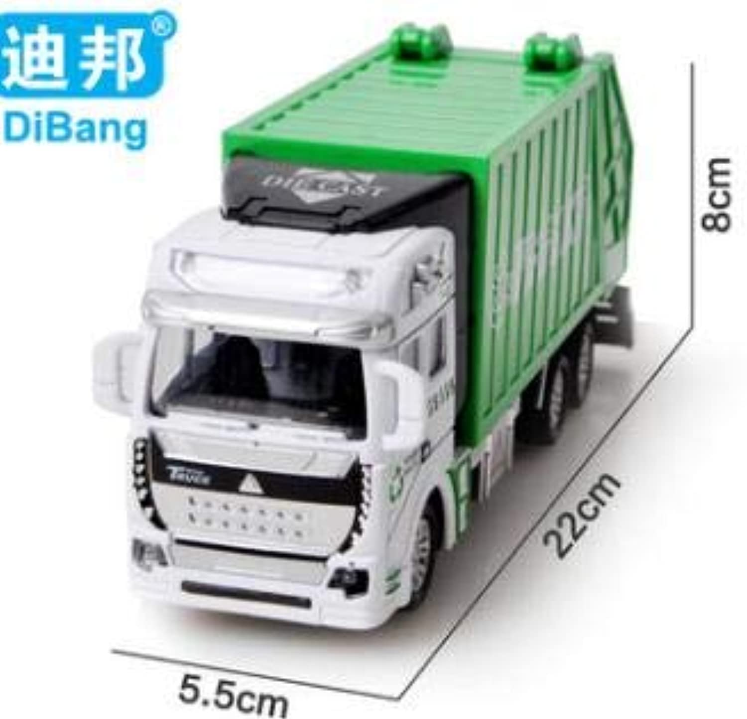 Generic 1 48 Alloy Pull Back Engineering Vehicle Model,fire Engines,Military Cars,Construction Vehicles,City Transporter, 9