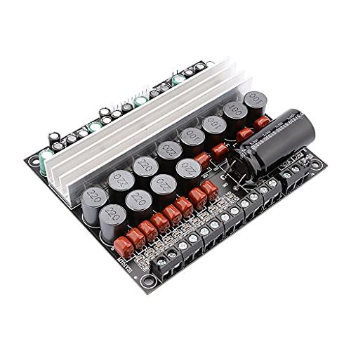 JJWC Tpa3116 Amplificador de Potencia Audio Amp 6 Amplificador de Sonido Digital 50w * 4 Surround 100w * 2 DIY 5.1 Home Theater Pc Decodificador DVD Car