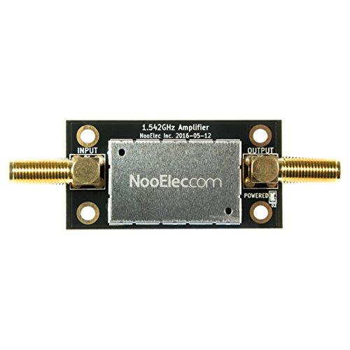 NooElec Low Noise Amplifier (LNA) und Saw-Filter-Modul für Outernet und andere Anwendungen Inmarsat
