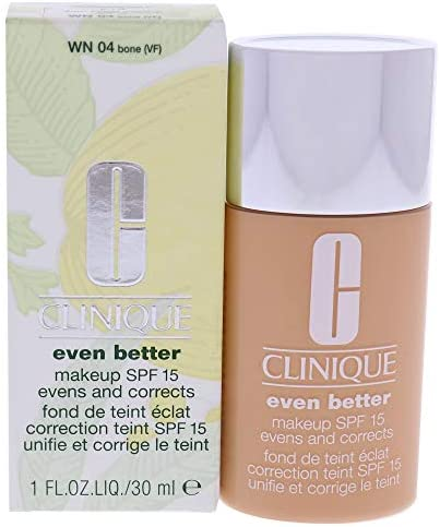 Clinique Even Better Makeup SPF 15 Evens and Corrects WN 04 Bone product image