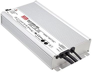 LED Fuente de alimentación 600W 24V 25A ; MeanWell HLG-600H-24A