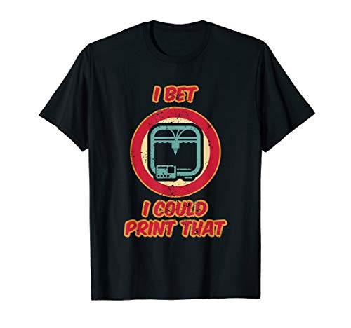 3D-Printing Icon G28 CNC Maker 3D-Scan 3D-Printer T-Shirt T-Shirt