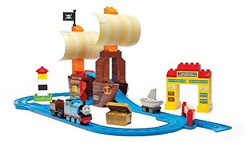 Mega Bloks Thomas und Seine Freunde Sodor 's Legend of The Lost Treasure Spielzeug