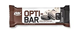 Protein bars are always a healthy choice for fitness and muscles building
