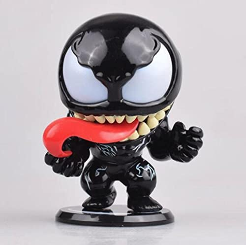 Marvel Venom Eddie Bobble Head Action Figures Toys Giocattoli Modello Da Collezione In PVC Come Regali per Bambini