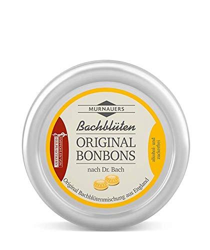 Bachblüten Original Bonbons nach Dr. Bach Alkohol und Zuckerrfrei 5er Set: (5x50 g)