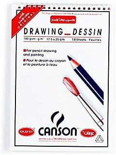 كانسون كراسة رسم ، 14 ورقة ، 17.5 * 25 سم