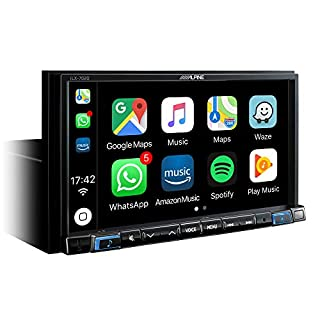 Alpine Electronics iLX-702D Digital Media Receiver 2DIN mit DAB, Schwarz (B071GP91VJ) | Amazon price tracker / tracking, Amazon price history charts, Amazon price watches, Amazon price drop alerts