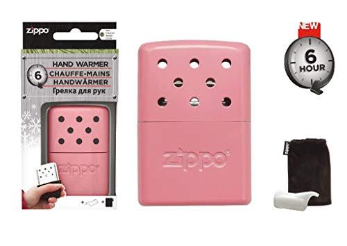 Zippo Zippo Unisex– Erwachsene Hand Warmer Pink-Little Pocket-Sized-6 Hours Art-Nr.: 60.001.663-Suggested Retail: Euro 39,95 Handwärmer, rosa, 6h rosa