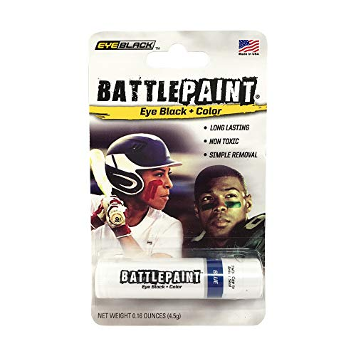 EyeBlack Blue BattlePaint Eye Black Grease