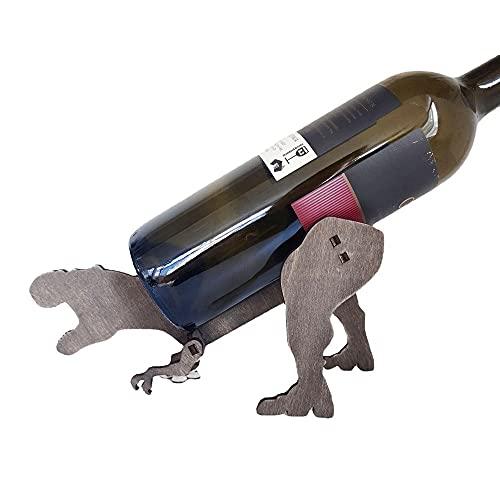 dinosaur wine rack - 3