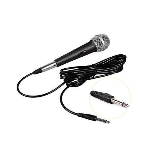 petit un compact Jiansheng01 Karaoke, Dynamic Microphone Family KTV Vocal Speech Lecture Karaoke…