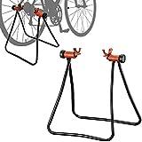 JTYX Caballetes para Bicicletas Plegables Soporte Mecánico De Bicicleta, para Reparación Y Almacenamiento De Bicicleta